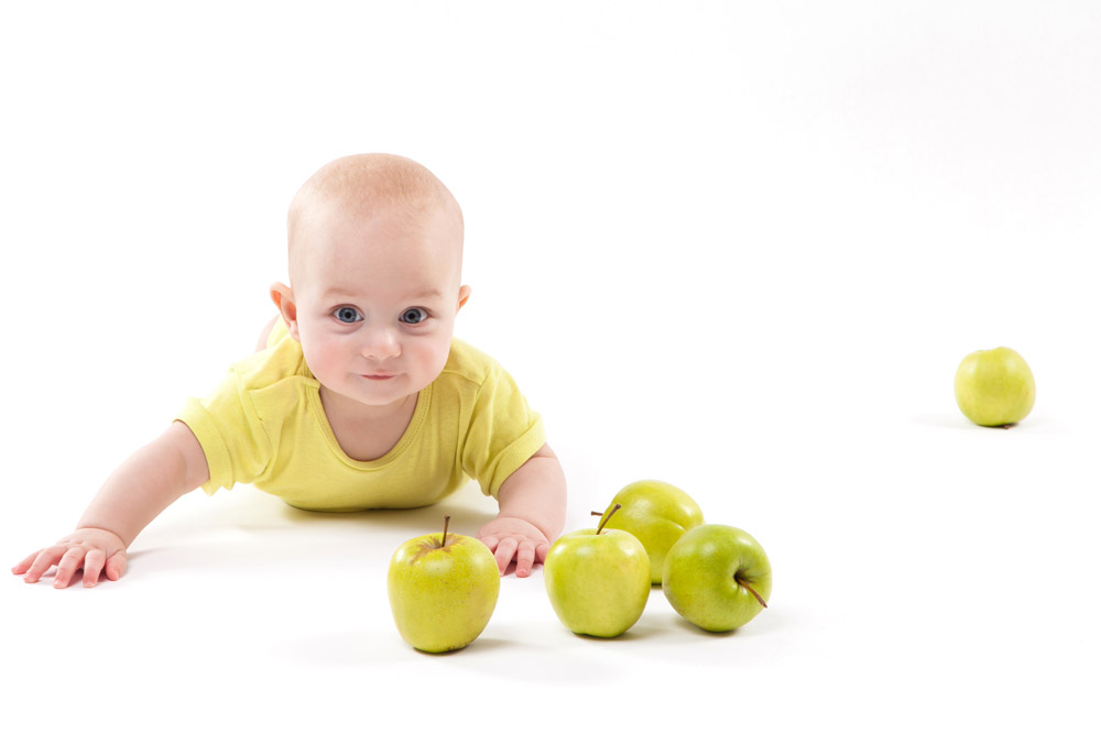 IS YOUR CHILD READY FOR SOLID FOODS?