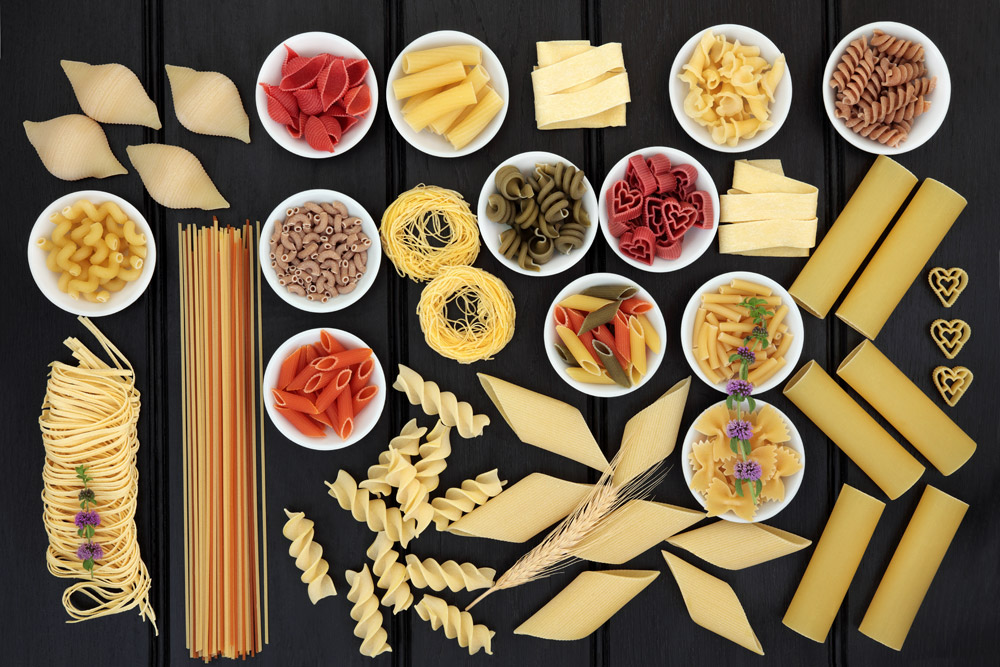 5 TIPS FOR HEALTHIER PASTA MEALS