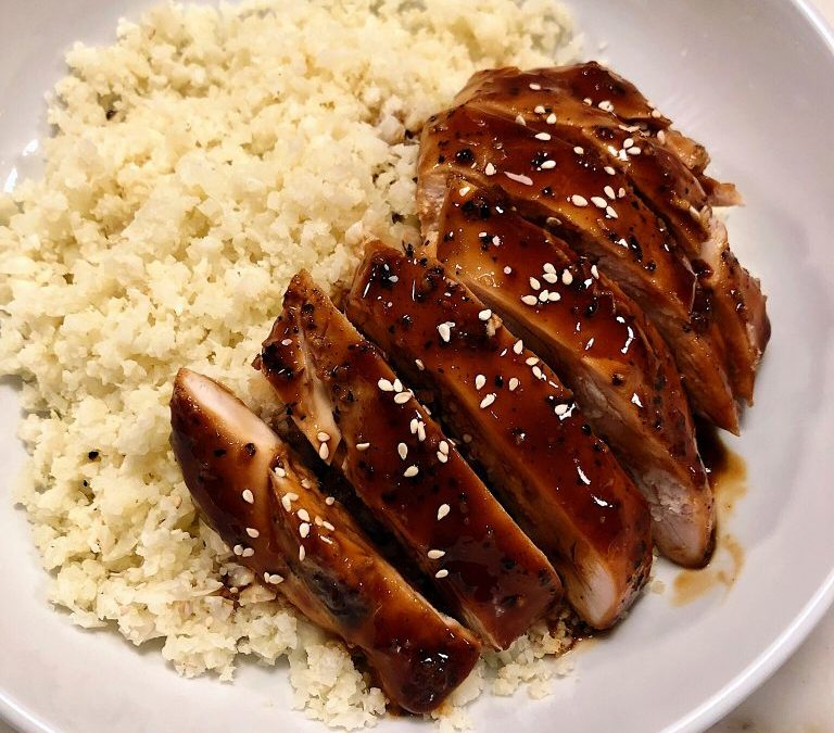 Easy Teriyaki Chicken Breast